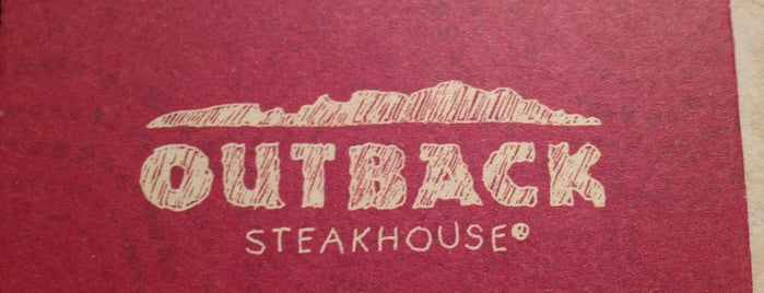 Outback Steakhouse is one of All-time Favorites in Riyadh.