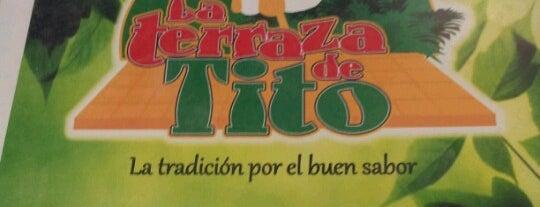 La Terraza de Tito is one of The 20 best value restaurants in Chetumal, Mexico.
