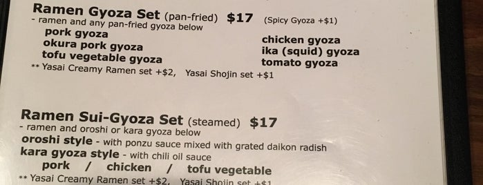 Ramen-Ya is one of The Lunch.