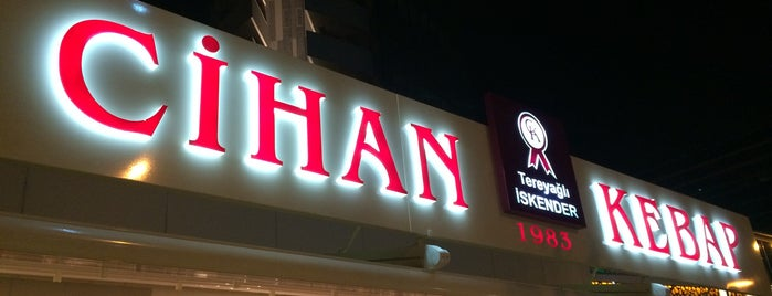 Cihan Kebap is one of Ankara.