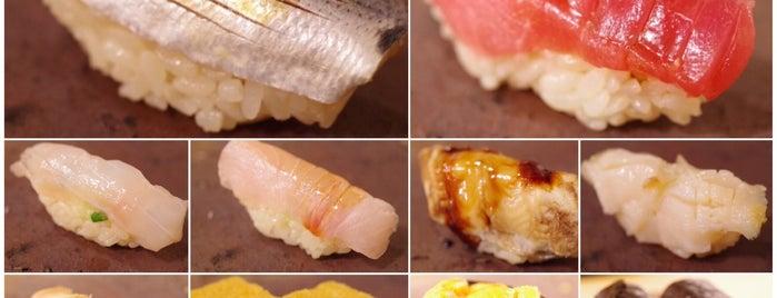Sushi Matsumoto is one of Japan.