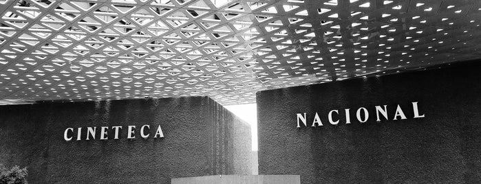 Cineteca Nacional is one of Travel Guide to Mexico City.