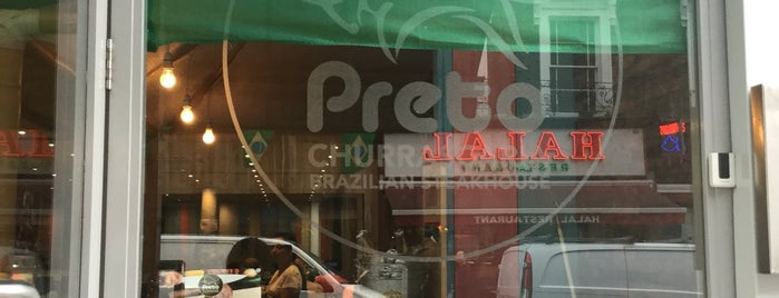 Preto is one of Latin America in London.