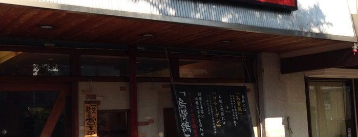 烏骨鶏ラーメン 龍 is one of ramen.