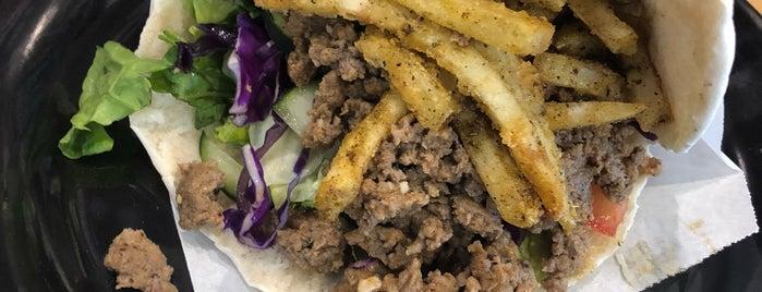kebab nation is one of Guía Changarreando del Reforma.