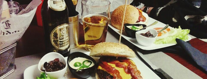 Doc The Burger House is one of Work, Foodie & similar.