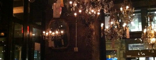 Pipa Tapas Bar is one of Bollare's Little Black Book: NYC Edition.