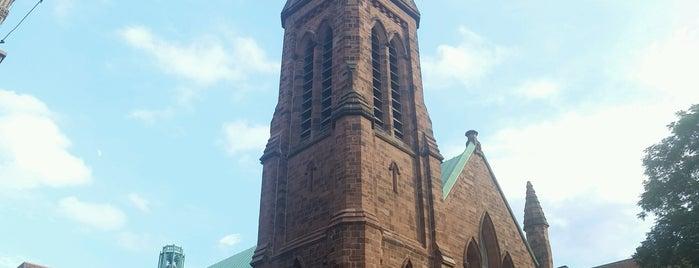 Grace Episcopal Church is one of Episcopal Churches in Rhode Island.