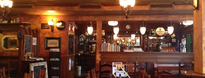 The Irish Harp Pub is one of Niagara.