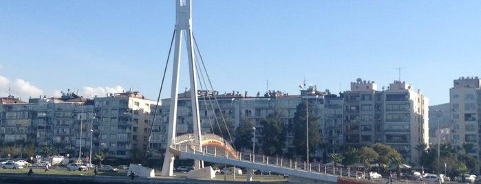 Şehit Kerem Oğuz Erbay Köprüsü is one of Veni Vidi Vici İzmir 1.