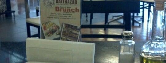 "Balthazar is one of Cafés ""Info Llama""."
