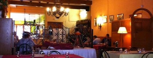 Restaurant Rocafort is one of Comer bien.