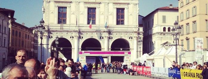 Piazza della Loggia is one of Chi è Stato?.