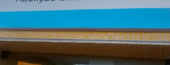 Estação BRT Abolição is one of Meus lugares.
