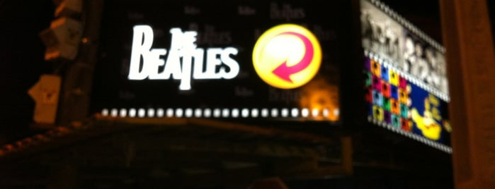 The Beatles is one of Bar.