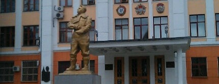 Novosibirsk is one of cities.