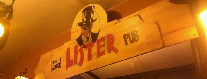 Favorite pub and bar