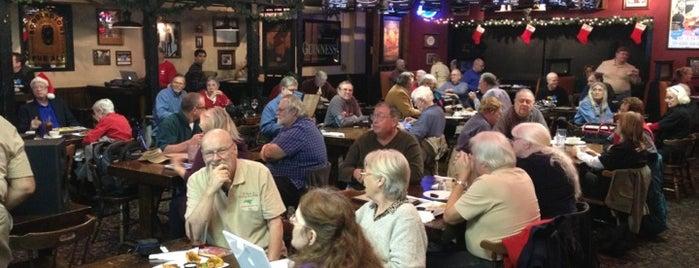 Sherlock's Baker Street Pub is one of Clubs, Pubs & Nightlife in ATX.