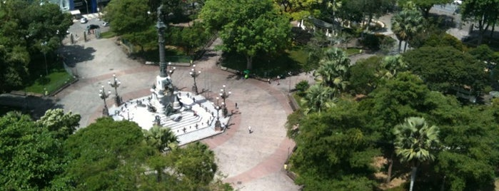 Largo do Campo Grande is one of Salvador.