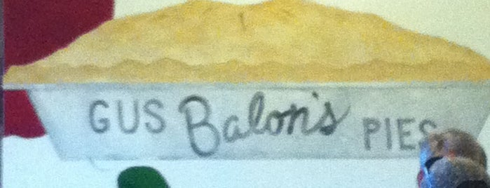 Gus Balon's is one of Ttown Bfast.