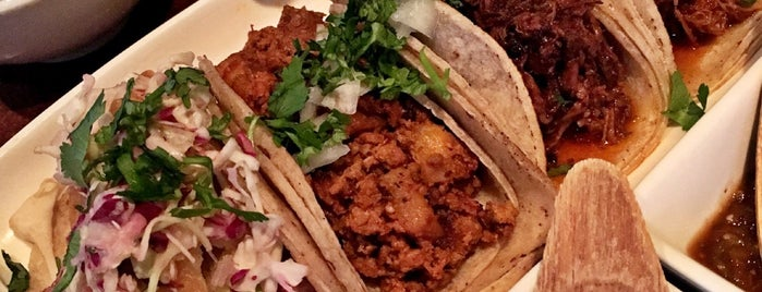 Tacolicious is one of The Best Bets for Group Dining in SF.