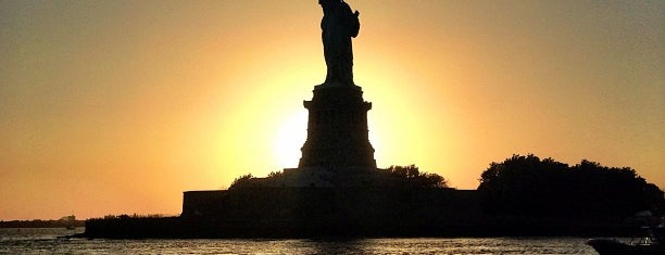 Statue of Liberty is one of Interesting Places.