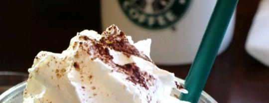 Starbucks is one of Mekan!.