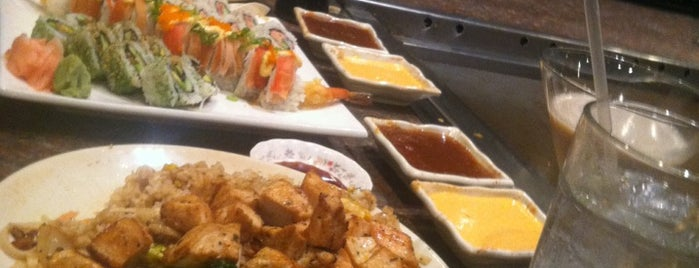 Sagano Japanese Bistro is one of Top 10 dinner spots in Flint, MI.