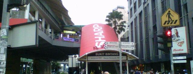 Sungei Wang Plaza is one of malezya.