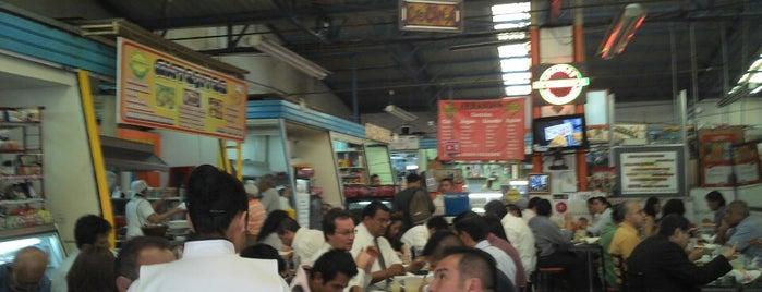 Mercado Santa Cruz Atoyac is one of Los chonitos ❤️.
