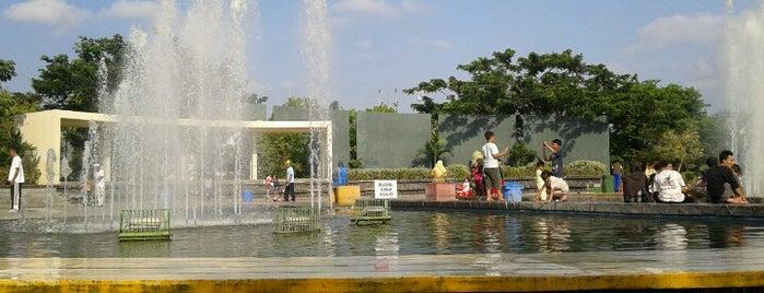 Taman Mundu is one of Sparkling Surabaya.