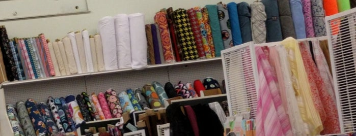 JOANN Fabrics and Crafts is one of Frequent Check In's.