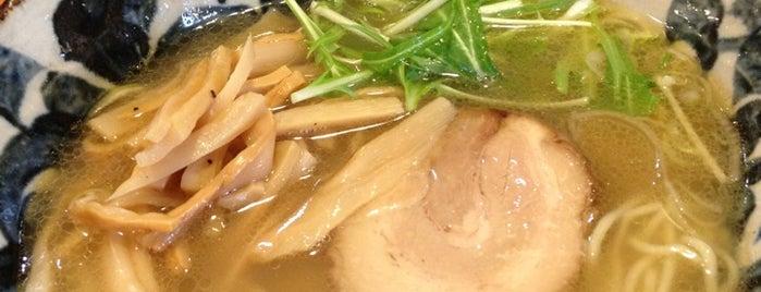 らーめん 紺や is one of The 麺.