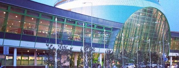 Astana Nursultan Nazarbayev International Airport (TSE) is one of My Airports.