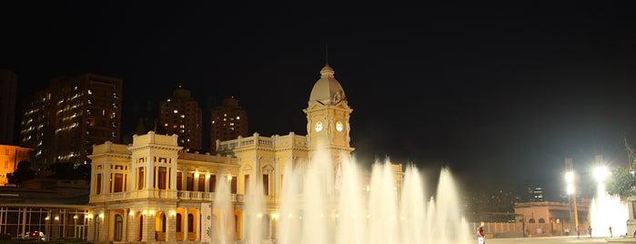 Praça da Estação is one of BH.