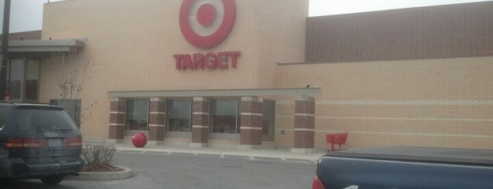 Target is one of favorite stores.