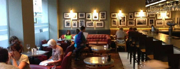 Tozi Restaurant and Bar is one of London Restaurants - West.