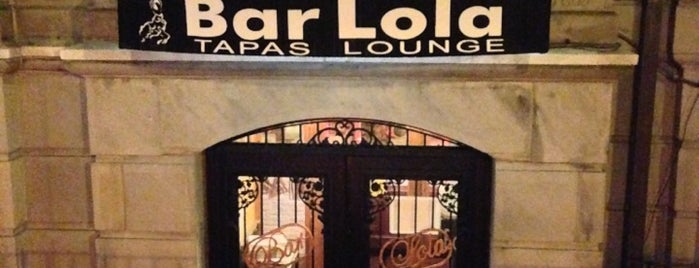 Bar Lola is one of Bars and Restaurants in Boston.