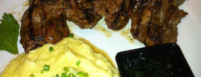 American Prime Steakhouse is one of Restaurantes em Brasília #1.