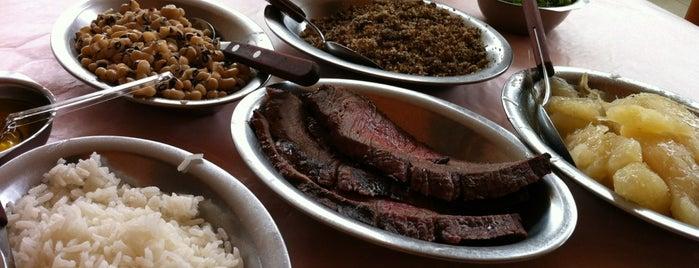 Xique Xique is one of Restaurantes em Brasília #1.