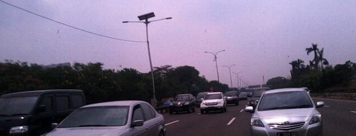 Tol Dalam Kota jakarta is one of All-time favorites in Indonesia.