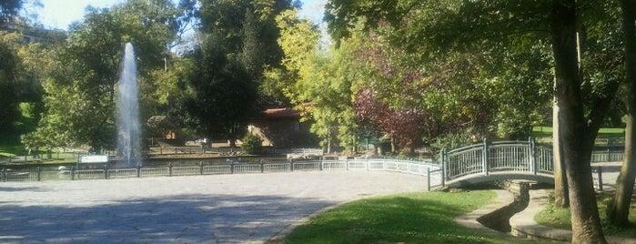 Parques y jardines de bilbao for Jardines 4 bilbao