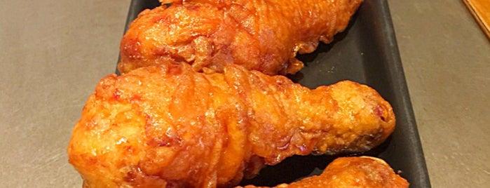 BonChon Chicken is one of ตะลอนชิม.
