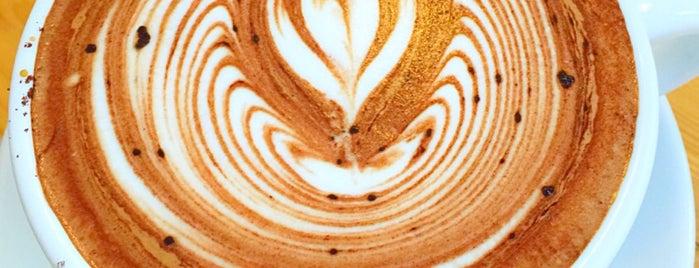 Khanom Espresso is one of ╭☆╯Coffee & Bakery ❀●•♪.。.