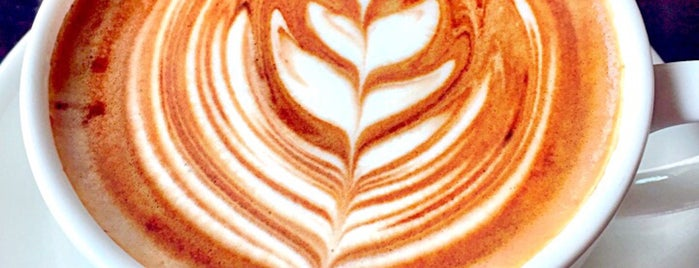 Marocchino espresso bar is one of ╭☆╯Coffee & Bakery ❀●•♪.。.