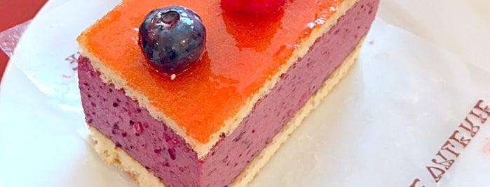 Patisserie Valerie is one of ╭☆╯Coffee & Bakery ❀●•♪.。.