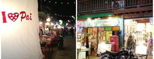 Pai Walking Street is one of ตะลอนชิม.