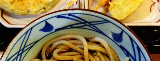 Marugame Seimen is one of ตะลอนชิม.