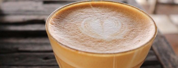 ขนำ คอฟฟี่ (Kanam Coffee Phatthalung) is one of ตะลอนชิม.