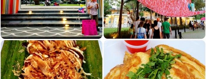 Cicada Market is one of ตะลอนชิม.